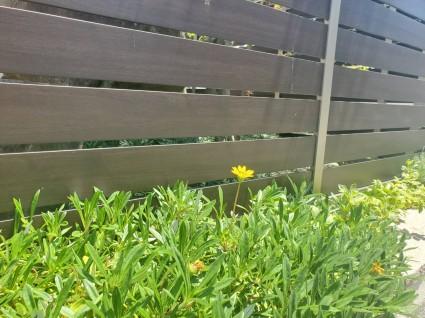 道路境界塀|ブロック塀をフェンスにリフォーム