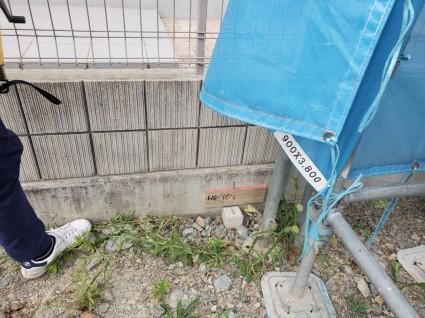 姫路市新築外構