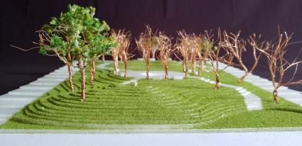 庭のデザイン