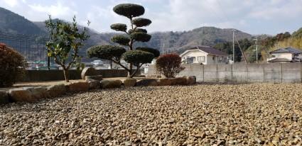 雑草対策のガーデンリフォーム