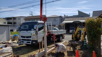 姫路和風外構工事
