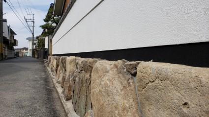 姫路市鎧塀にガーデンリフォーム