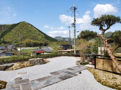 和風の庭リフォーム工事