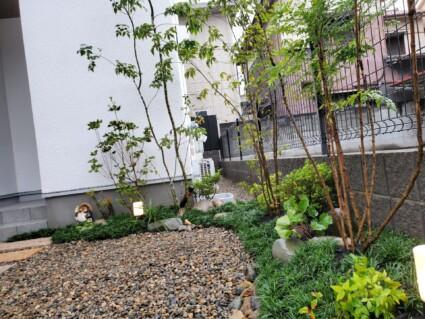 姫路市の外構