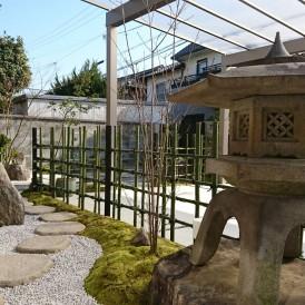 姫路市庭工事|和庭のリフォーム工事