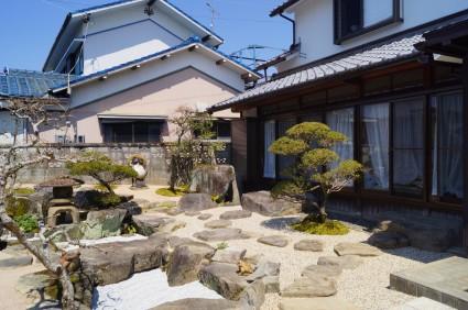 姫路和庭リフォーム工事
