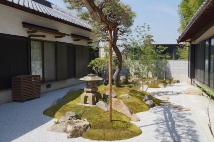 姫路市京風庭園にリフォーム工事