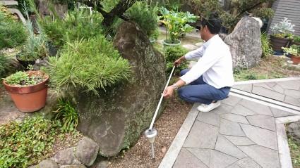 庭のリフォーム姫路
