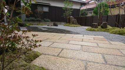ガーデンテラス石畳