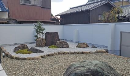雑草対策|庭リフォーム