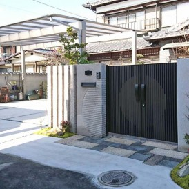 姫路市外構リフォーム工事