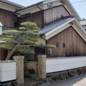 姫路市和風外構リフォーム工事